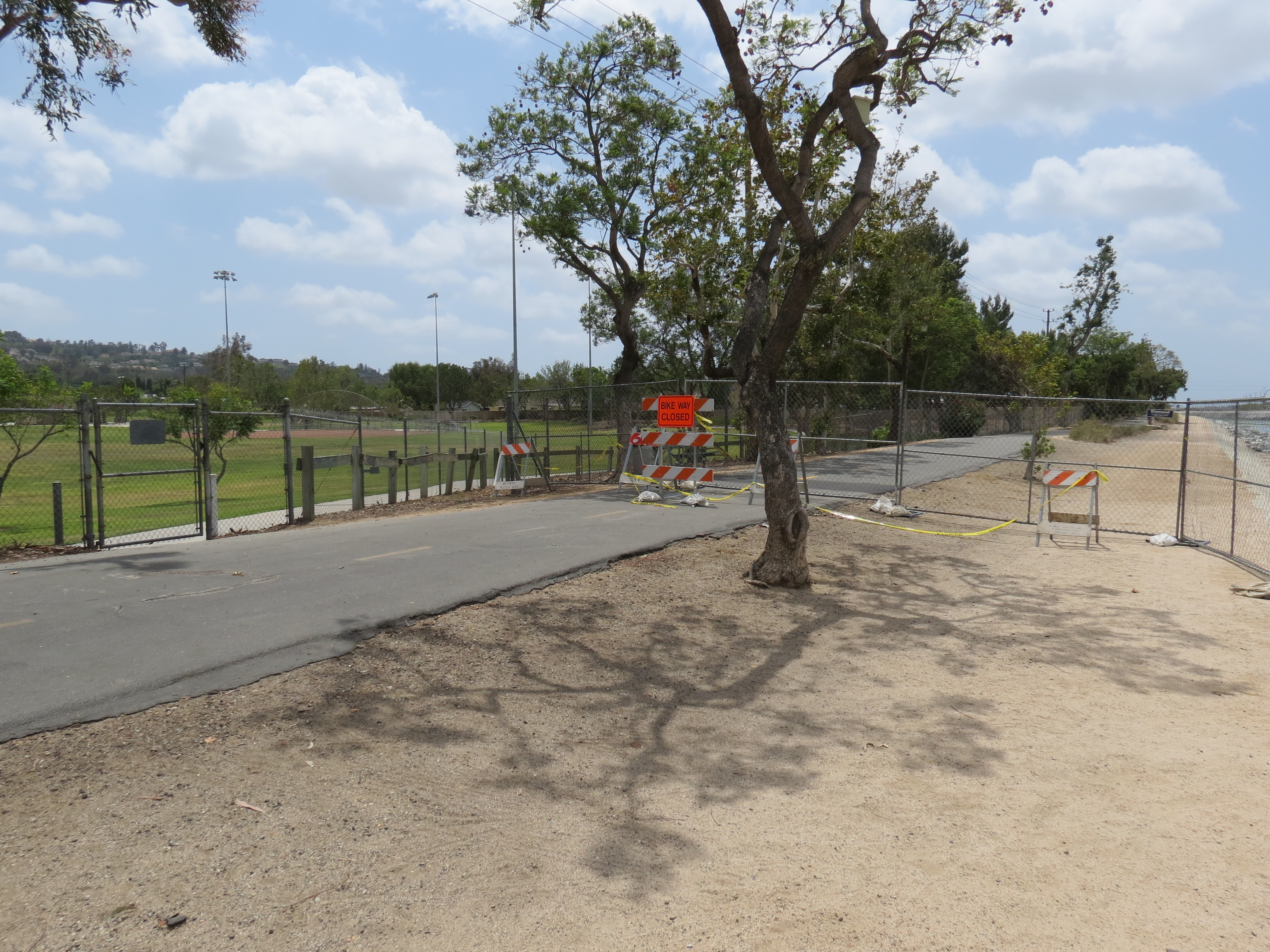 SART Detour around 91 Freeway Construction